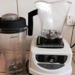 My Froothie Optimum 9400 blender with big & small jug