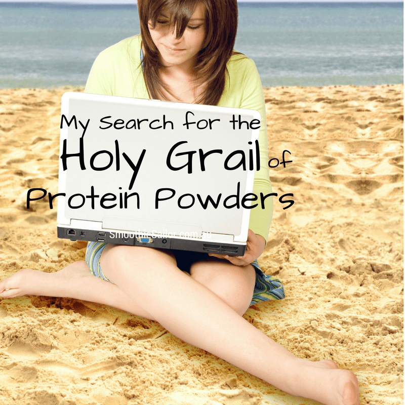 my search for the holy grail of protein powders