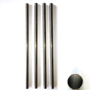 Stainless Steel Straws!