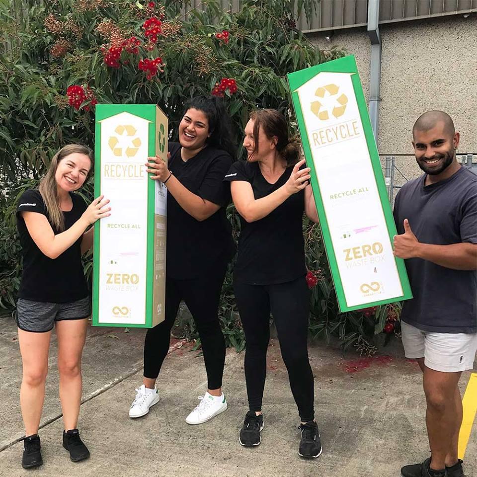 Flora & Fauna Australia - Recycle